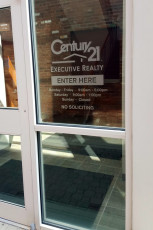 Century 21 - Etched Window Vinyl