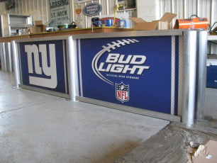 MetLife Stadium (NY Giants) - Sectional Signs #3